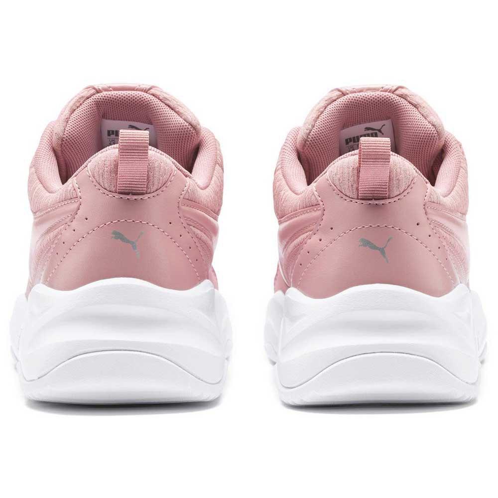zapatilla mujer puma rosa