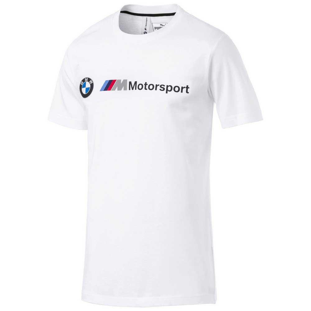 Puma Bmw Motorsport Logo XXL Puma White