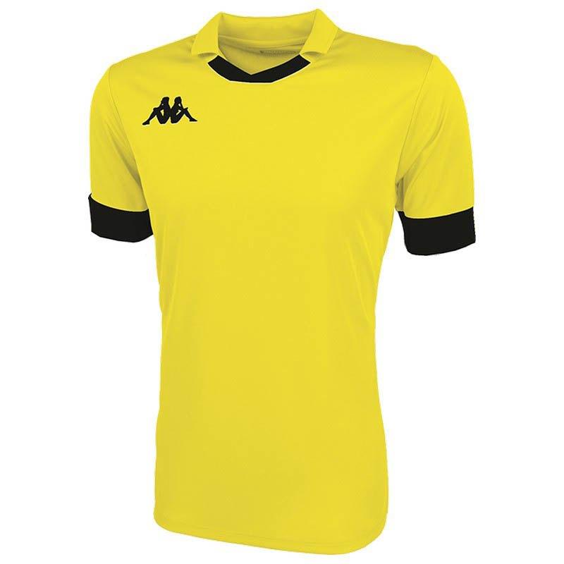 Kappa Tranio Col S Yellow / Black