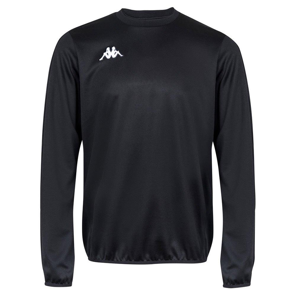 Kappa Sweatshirt Talsano S Black