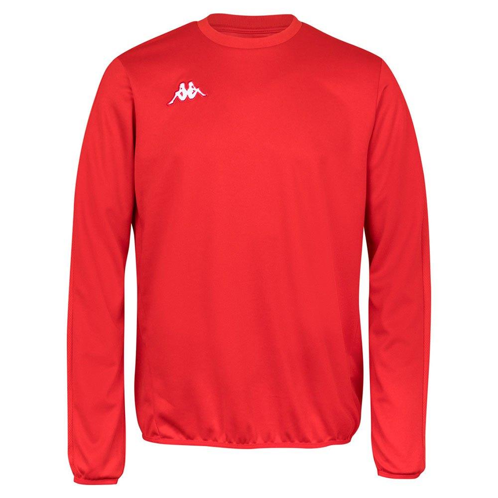 Kappa Sweatshirt Talsano S Red