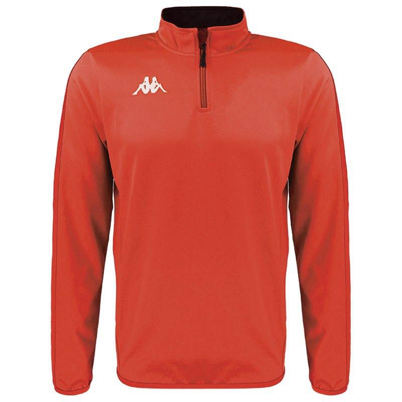 Kappa Sweatshirt Tavole M Red