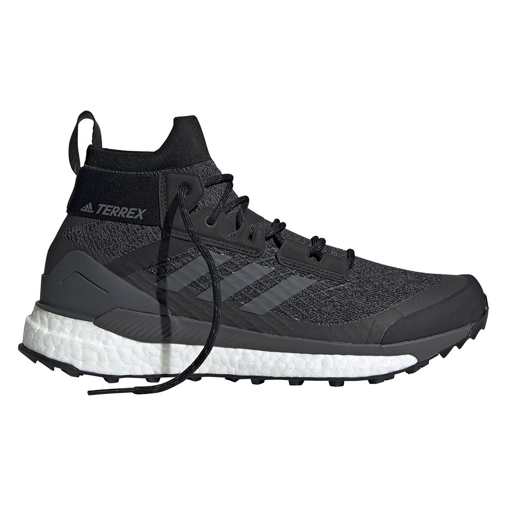 Adidas Terrex Free Hiker EU 44 2/3 Core Black / Grey Six / Active Orange