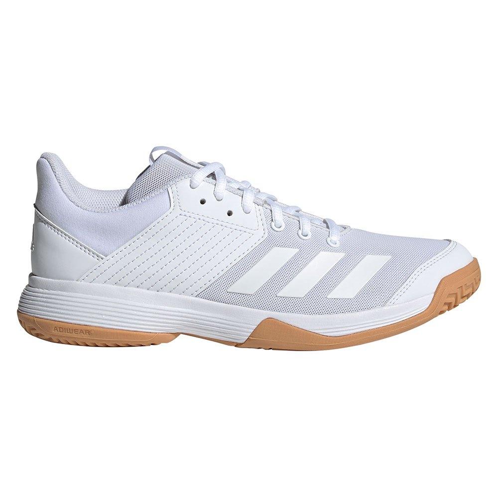 Adidas Ligra 6 EU 41 1/3 Ftwr White / Ftwr White / Gum 1