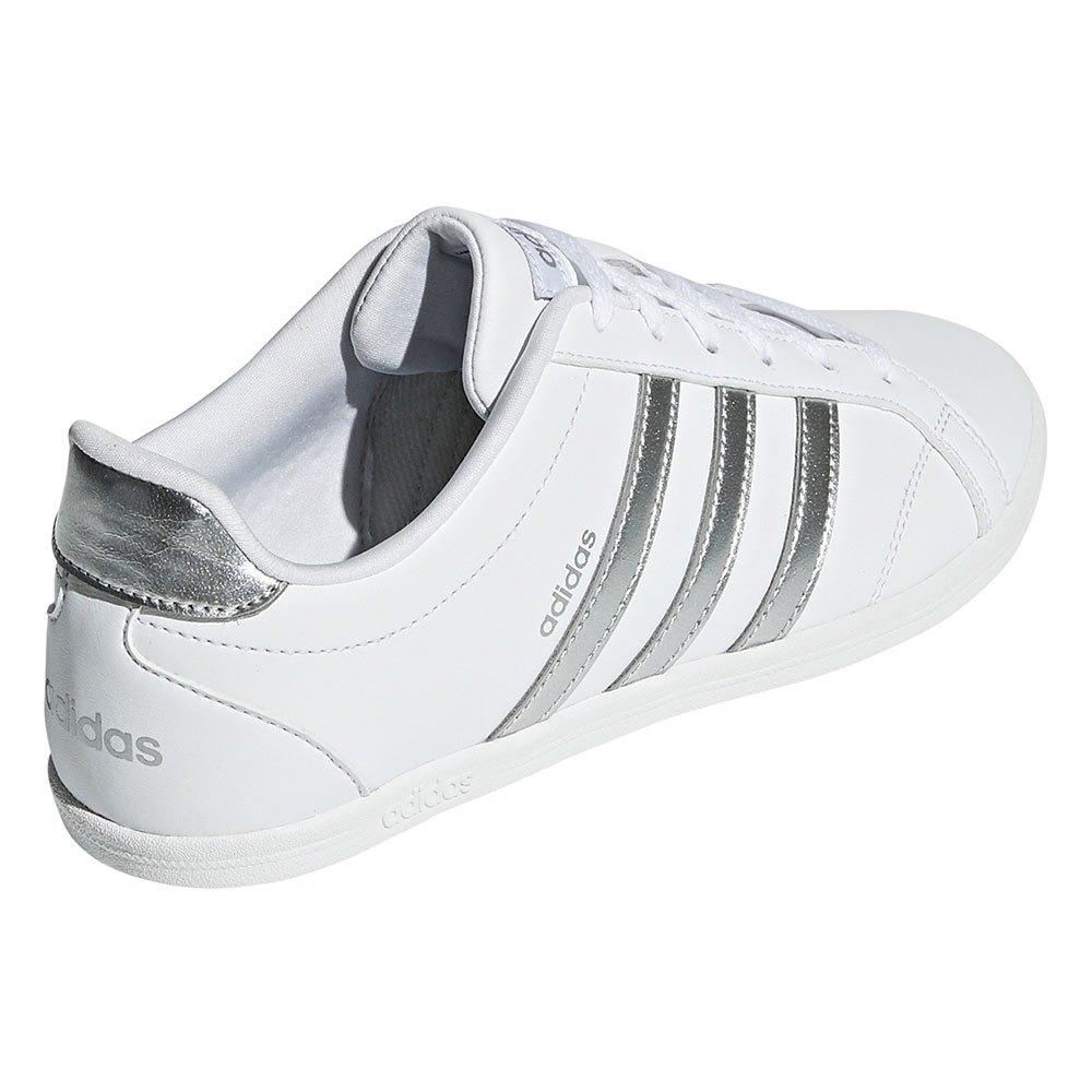 zapatillas de mujer blancas adidas