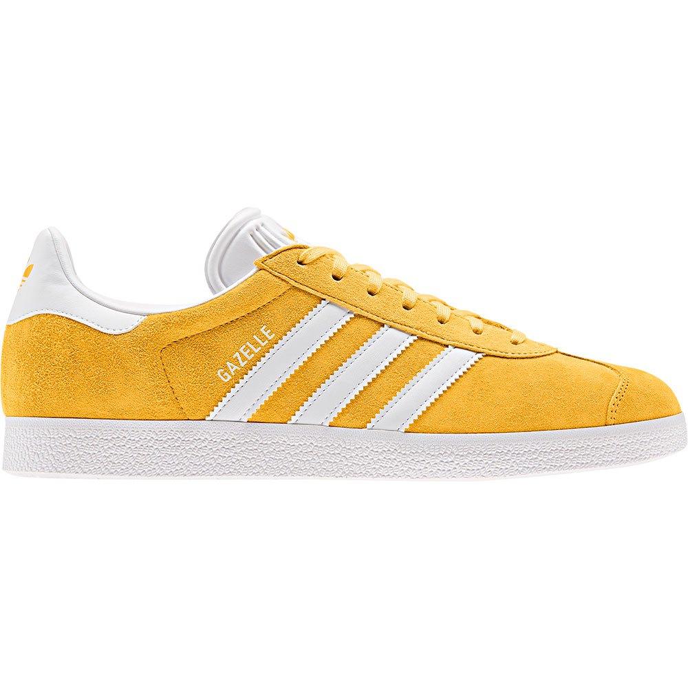adidas gazelle uomo gialle