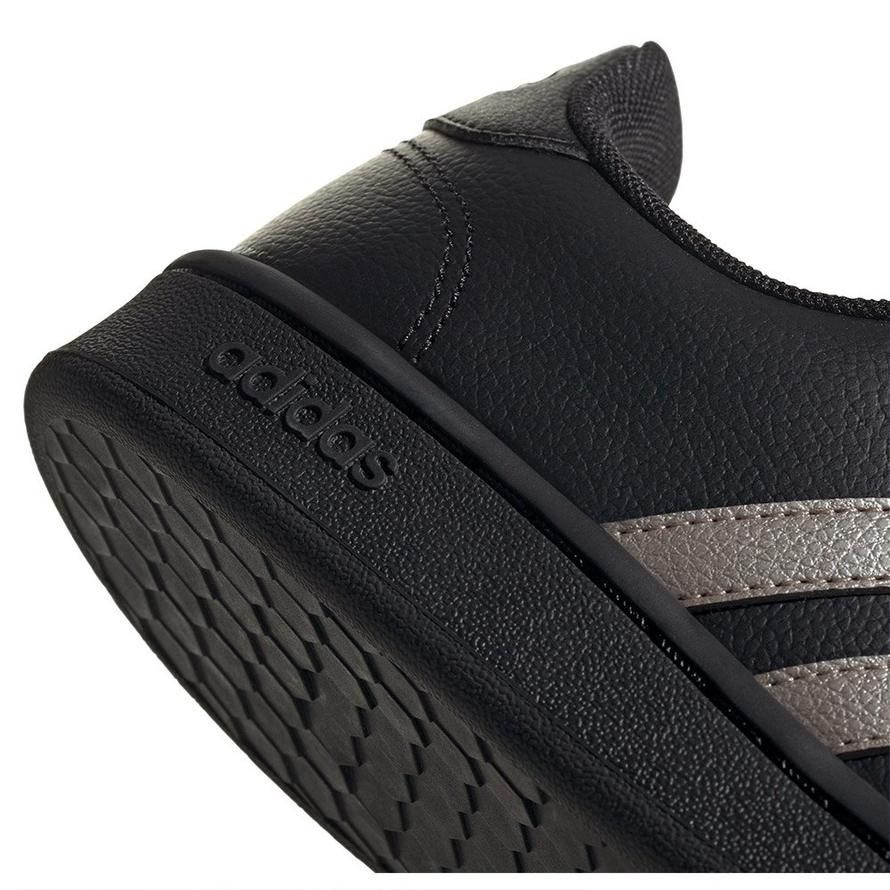 Adidas Grand Court Schwarz T92368  Turnschuhe Turnschuhe Turnschuhe Frau Schwarz , Turnschuhe adidas 12fc47