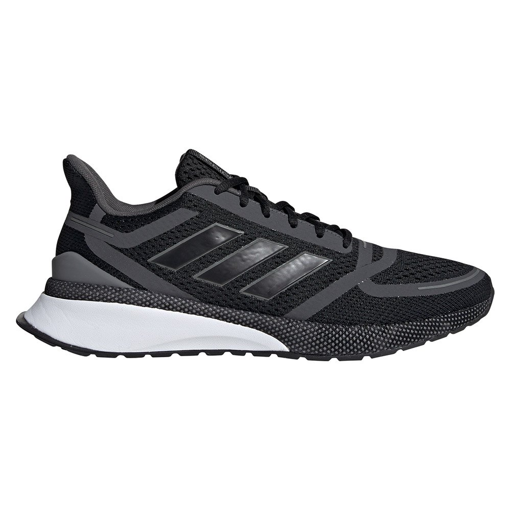 Adidas Nova Run EU 43 1/3 Core Black / Core Black / Grey Six