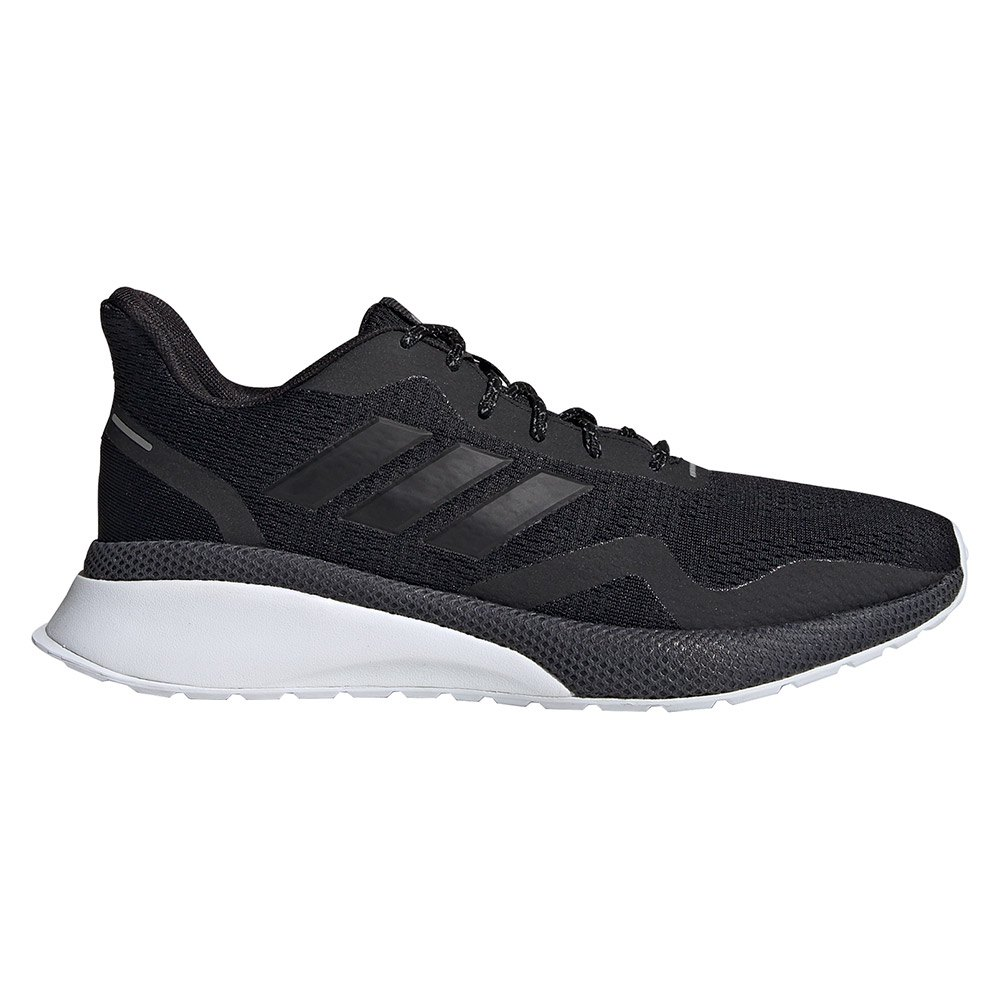Adidas Nova Run X EU 41 1/3 Core Black / Core Black / Grey Six
