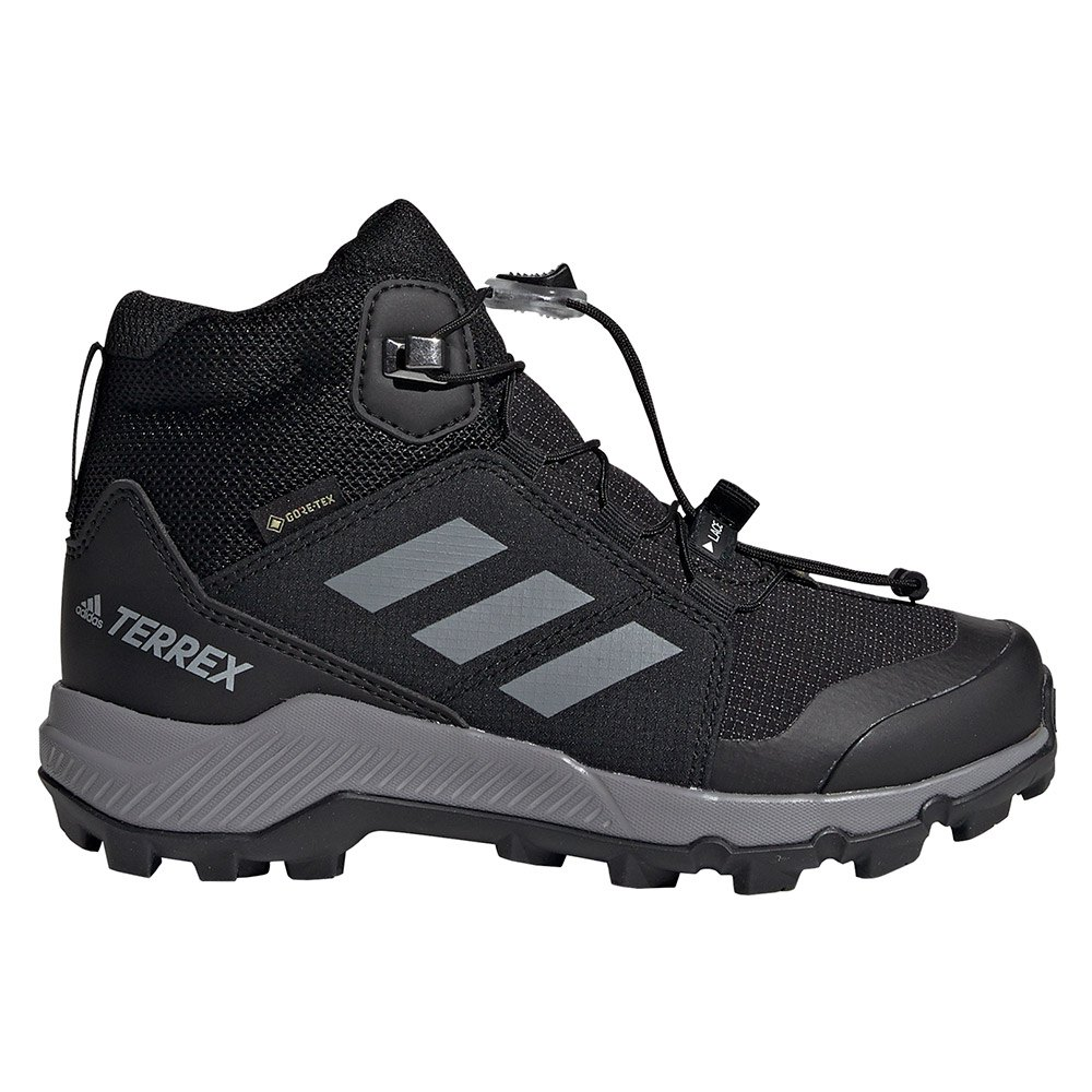 Adidas Bottes Randonnée Terrex Mid Goretex Enfant EU 30 Core Black / Grey Three / Core Black