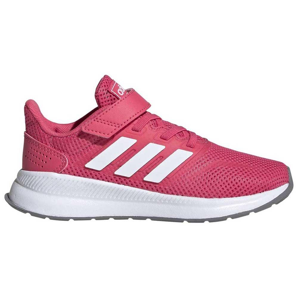 Adidas Run Falcon Children EU 30 Real Pink / Ftwr White / Grey Three