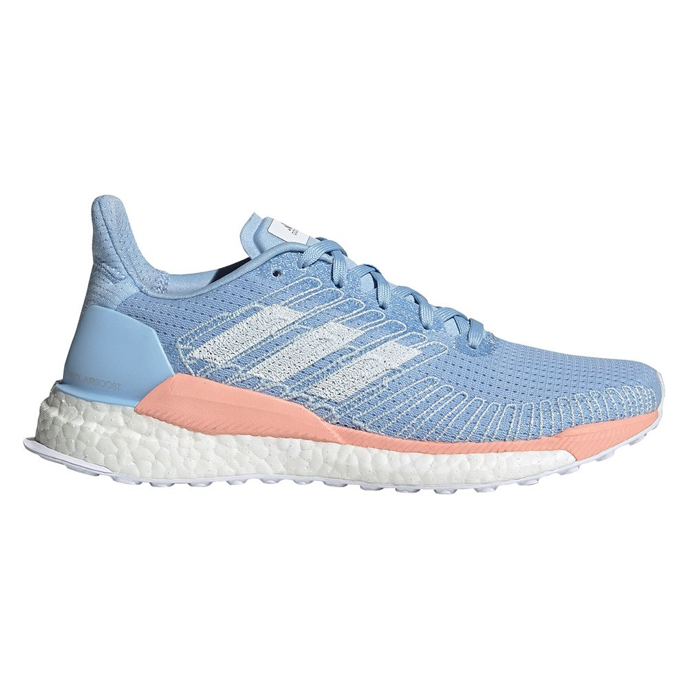 Adidas Solar Boost EU 38 2/3 Bright Blue / Blue Tint / Bright Pink