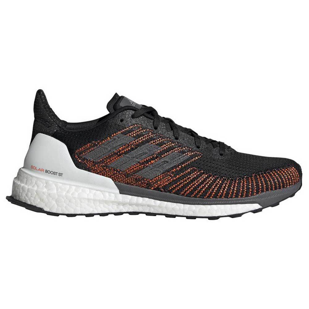 Adidas Solar Boost St EU 42 Core Black / Grey Five / Solar Orange