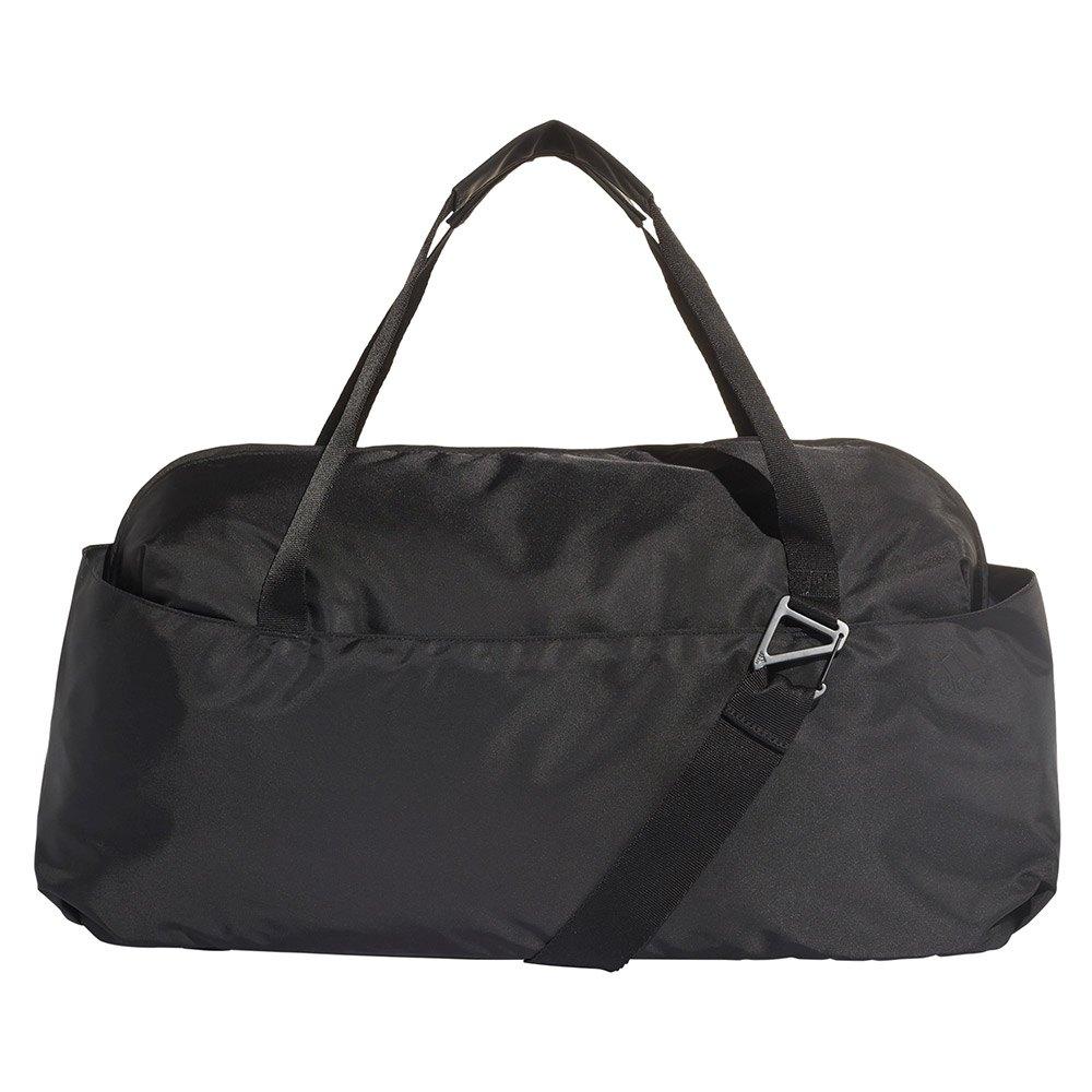 Adidas Training Id Duffle 27.6l One Size Black / Black / Linen