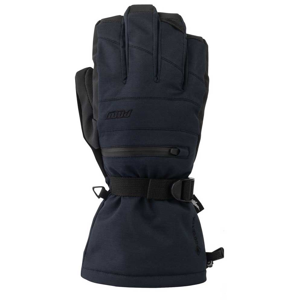 Pow Warner Mens GTX Short Glove Blue XL New