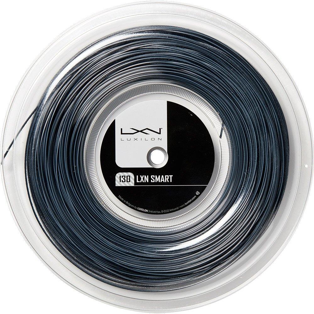 Luxilon Smart 200 M 1.30 mm Black / White Matt