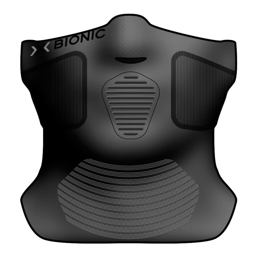 X-bionic Neckwarmer 4.0 1 Charcoal / Pearl Grey