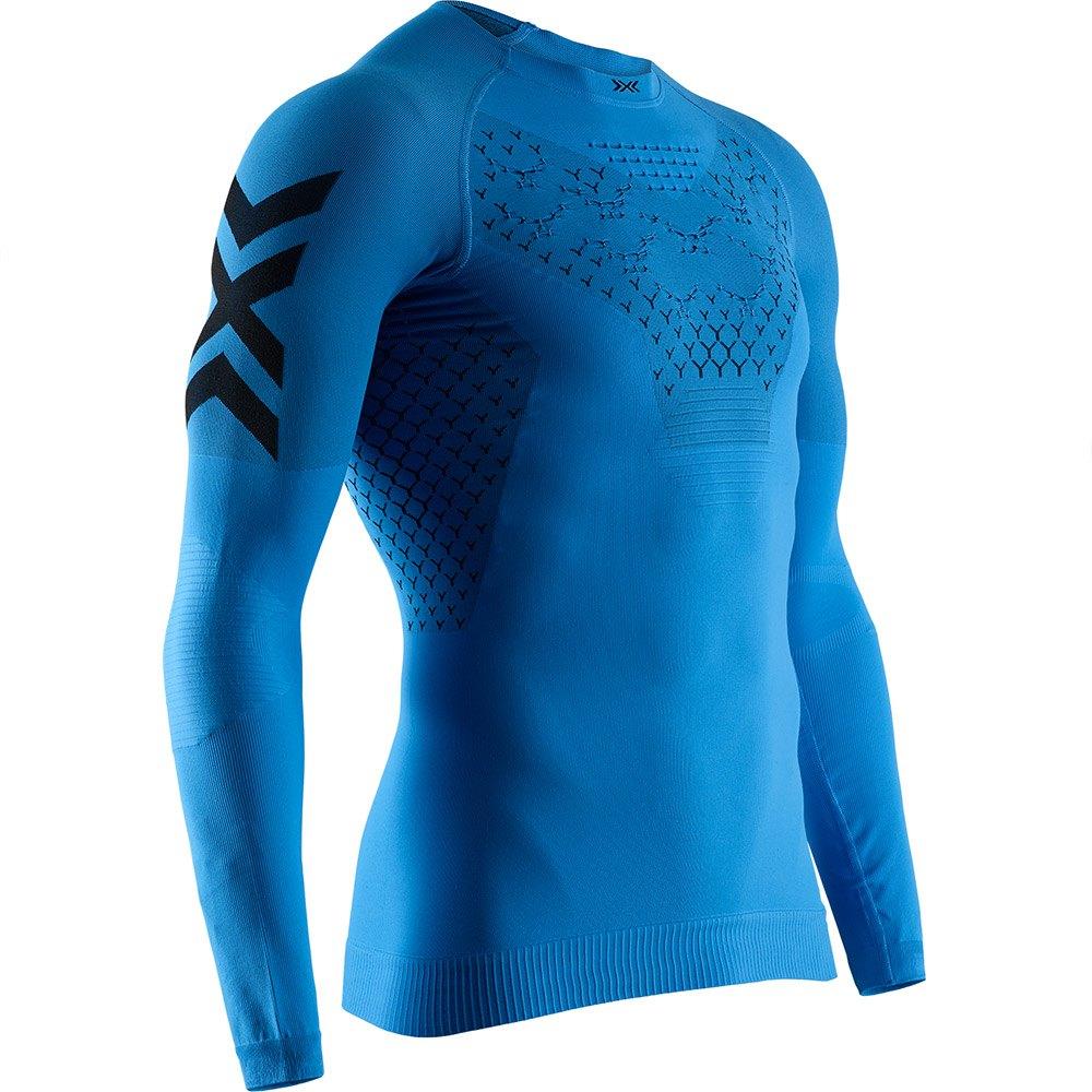 X-bionic Twyce 4.0 Run XXL Twyce Blue / Opal Black