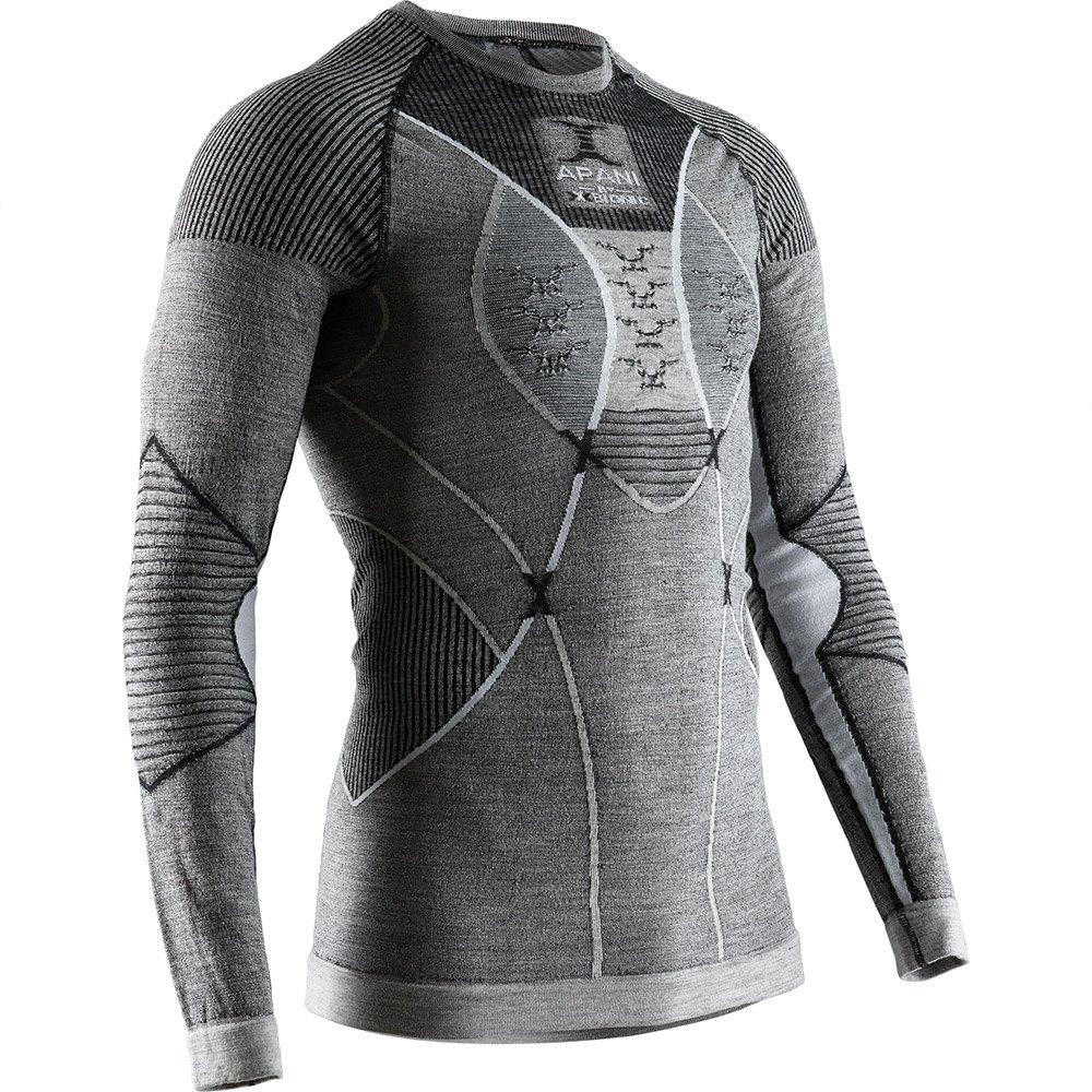 X-bionic Apani 4.0 Merino S Black / Grey / White