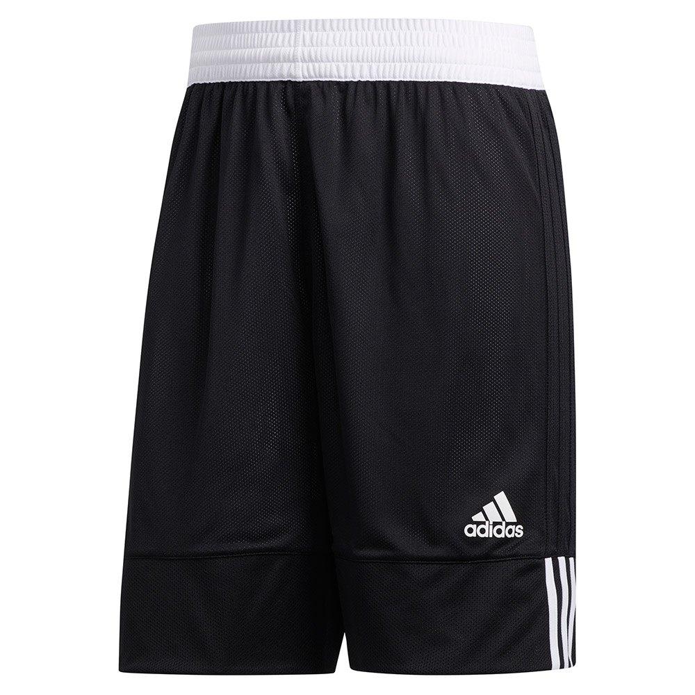 Adidas Short 3g Speed Reversible M Black / White