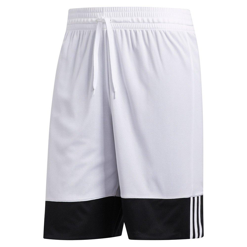 Detalles de Adidas 3g Speed Reversible Blanco|Negro T15691 Pantalones Blanco|Negro adidas