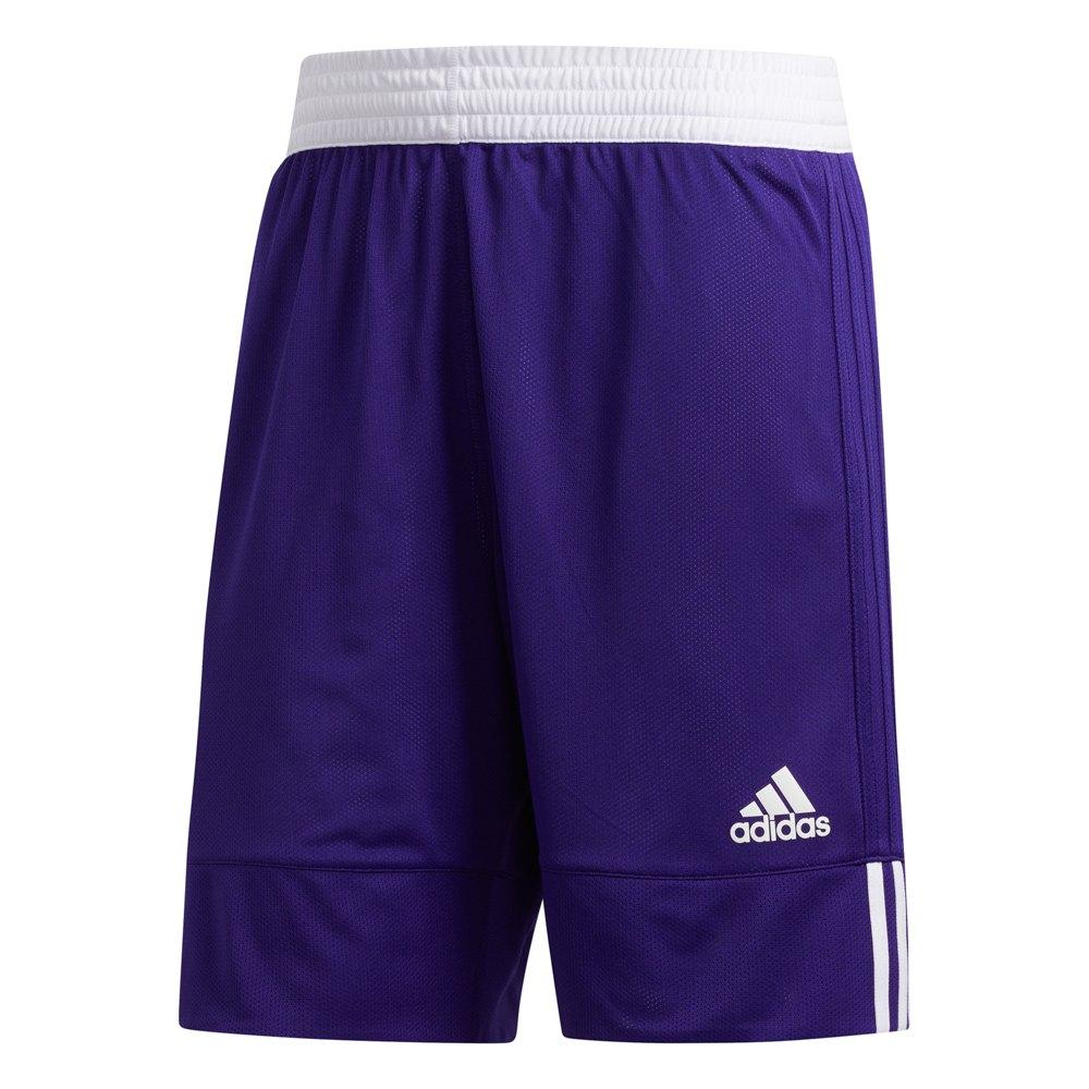 Adidas Short 3g Speed Reversible XXL Collegiate Purple / White