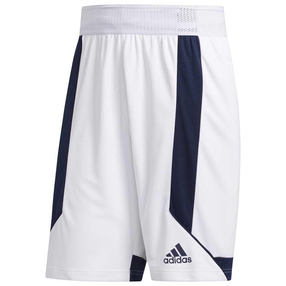 Adidas Pantalon 3/4 Creator 365 Regular XXL White / Collegiate Navy