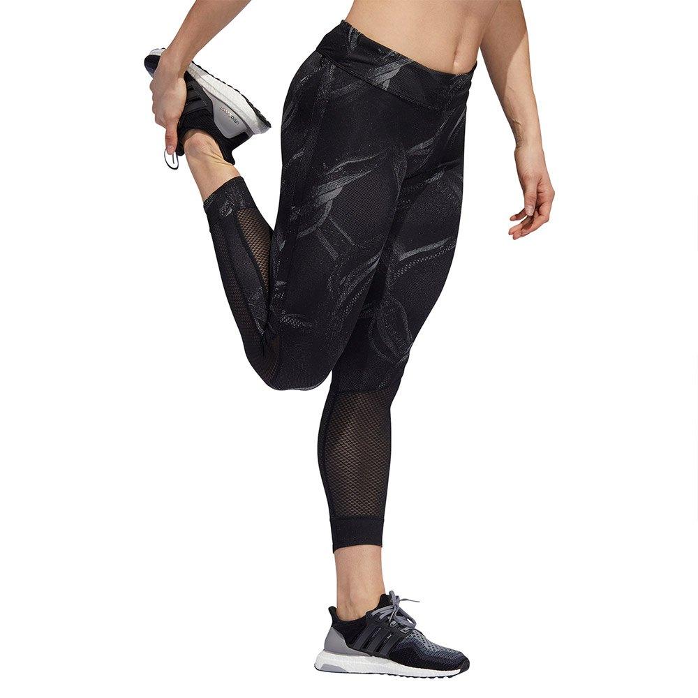 NegroMallas Run adidasrunning Mallas Mujer The Negro de Detalles Adidas Own T74903 Kl1JTcF