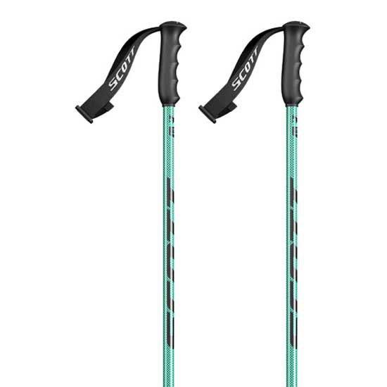 Scott Bâtons Team Issue 105 cm Green