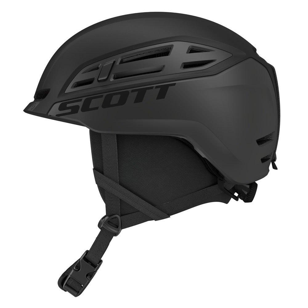Scott Couloir Freeride Helmet M Black