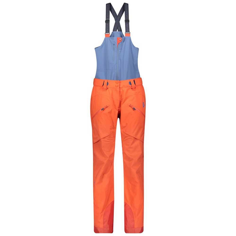 Scott Vertic Goretex 3l L Grenadine Orange