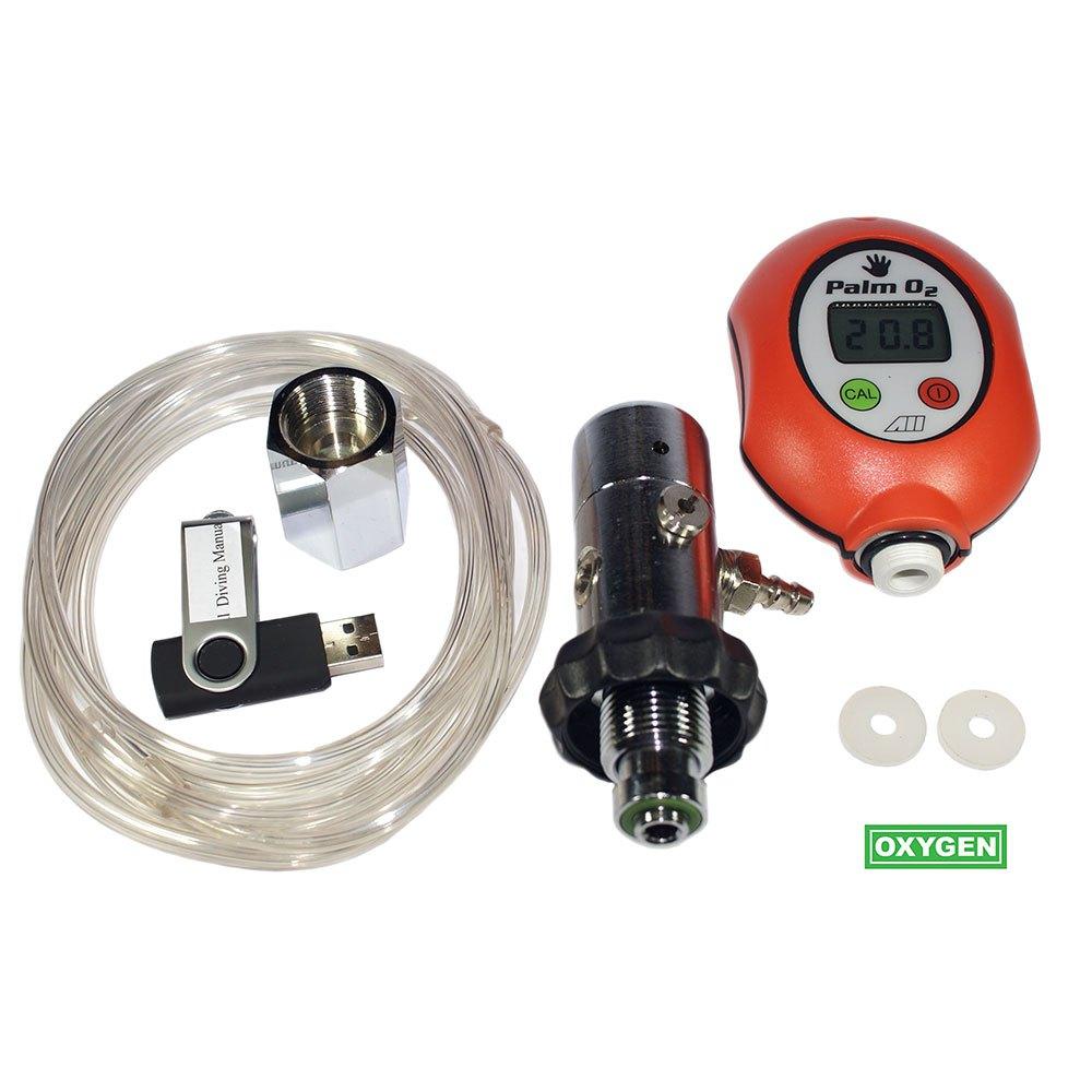 Analysatoren Oxygen Analyzer Portable Kit