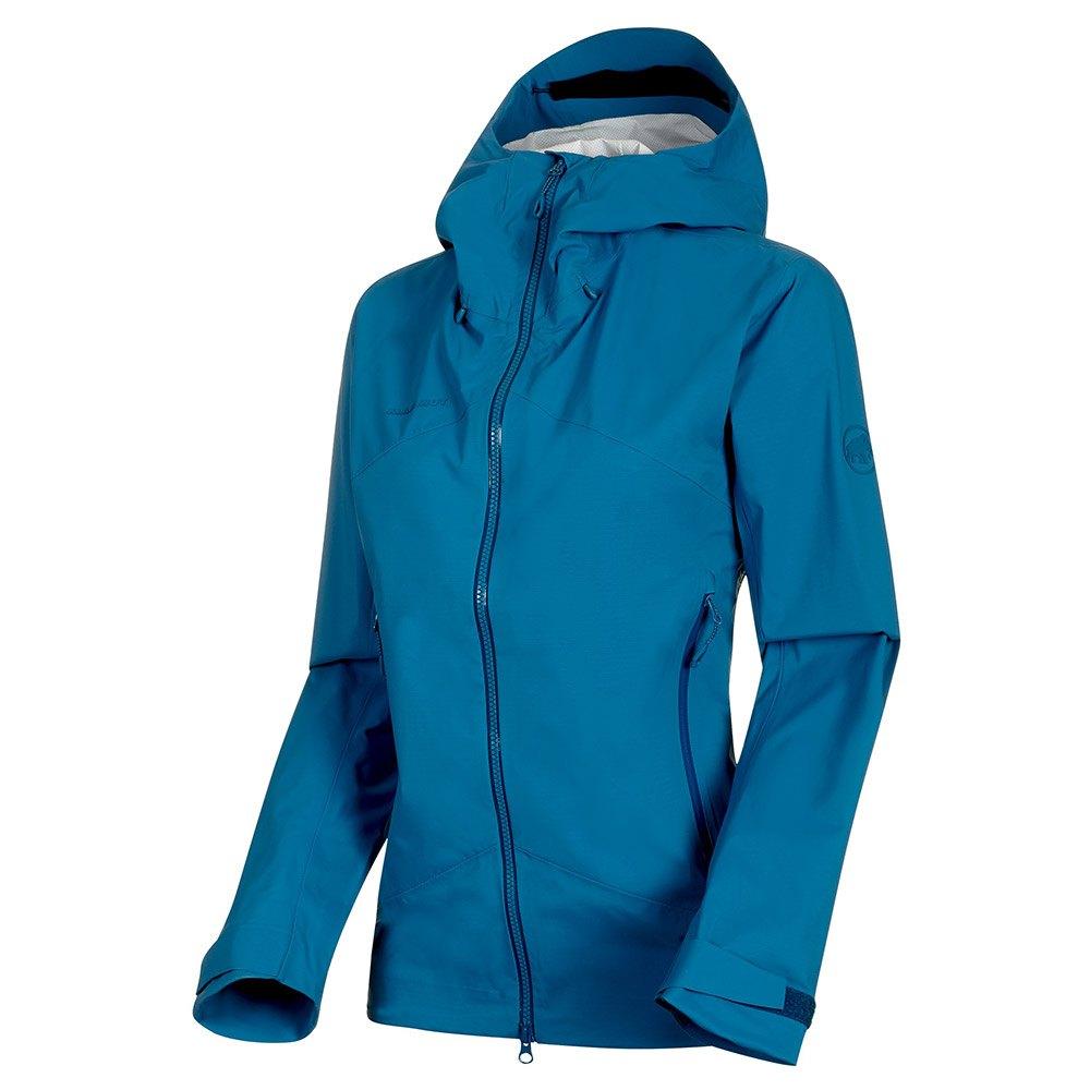 Mammut Kento Hardshell Jacket XL Sapphire