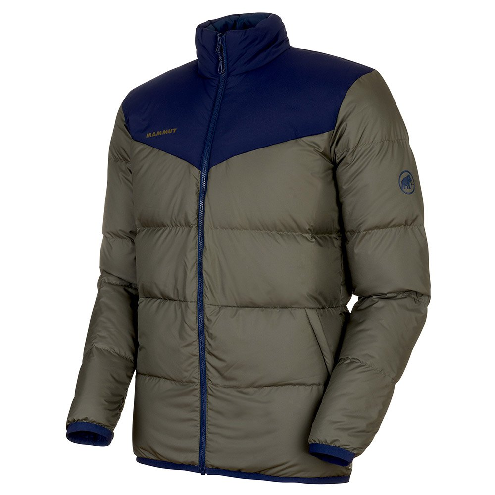 Mammut Whitehorn Insulated Jacket XL Iguana / Peacoat