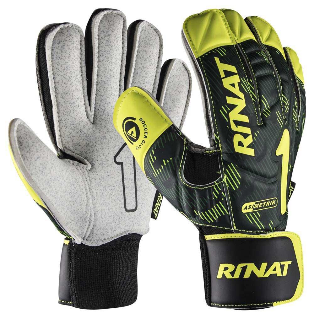 Rinat Gants Gardien Asimetrik Hunter Training Turf 5 Black / White / Yellow