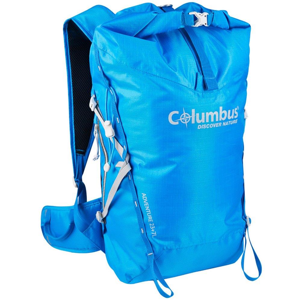 Columbus Sac À Dos Adventure 23+7l One Size Blue