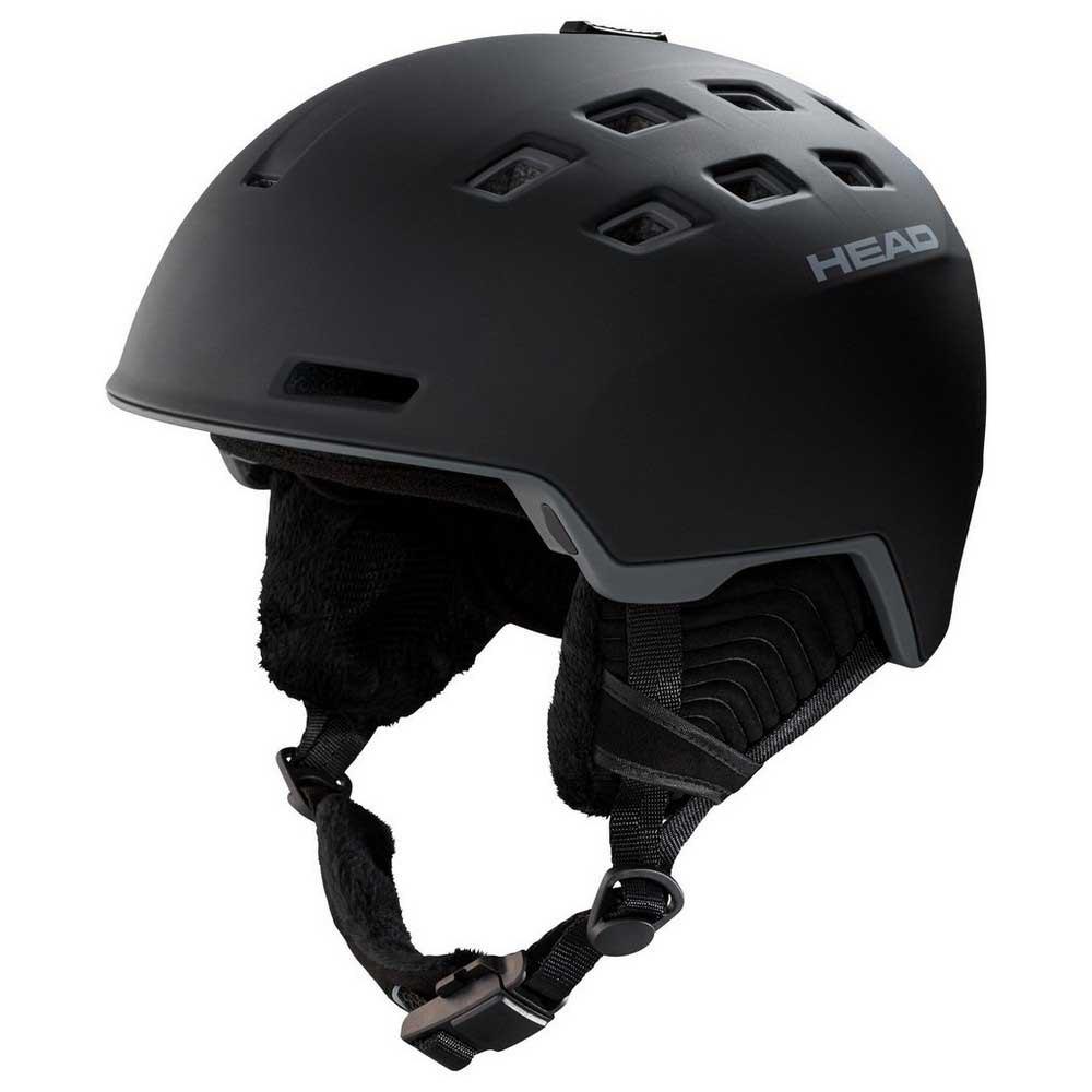 Head Rev Helmet XL-XXL Black