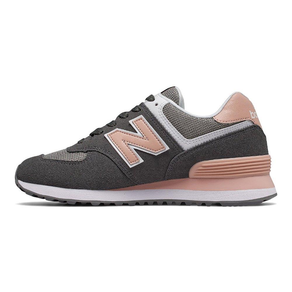 574 new balance mujer gris