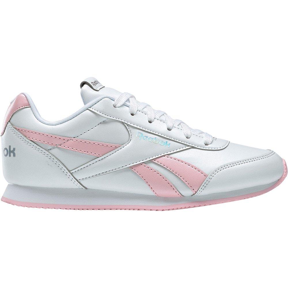 reebok-royal-cl-jogger-2-eu-33-white-pink-glow-iridescent