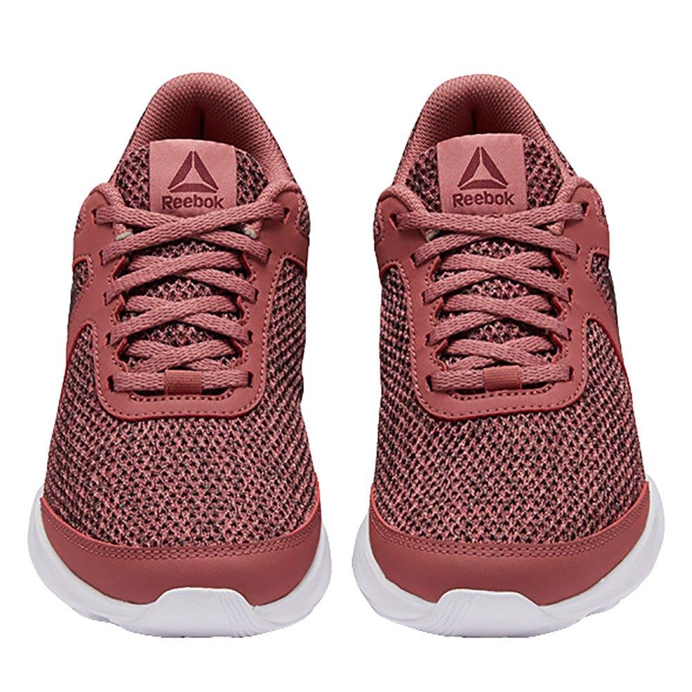 Reebok-Quick-Motion-Rojo-T81497-zapatillas-Running-Mujer-Rojo-Reebok-running miniatura 12