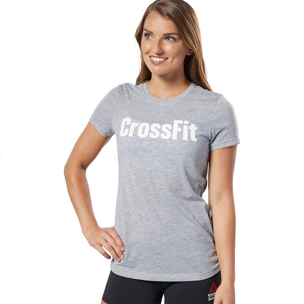 Reebok Forging Elite Fitness Speedwick S Medium Grey Heather / White