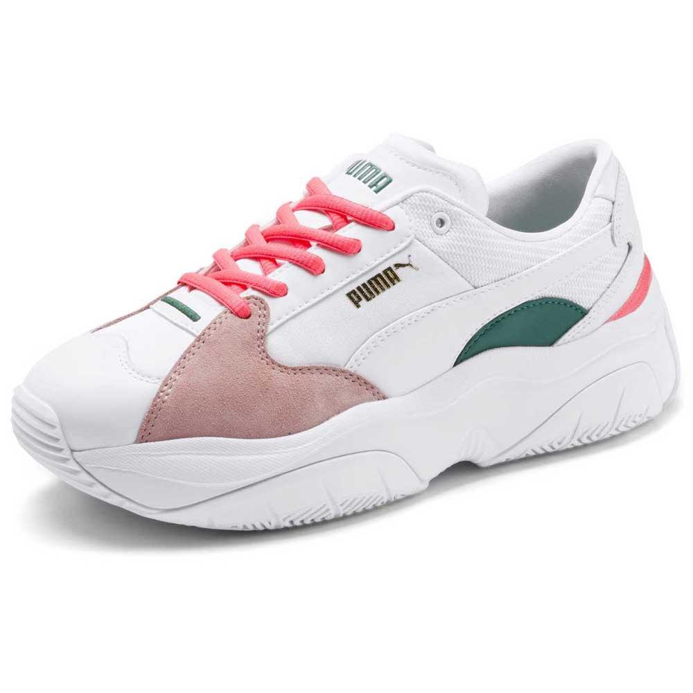 Puma Select Storm.y EU 37 Puma White / Grey Violet