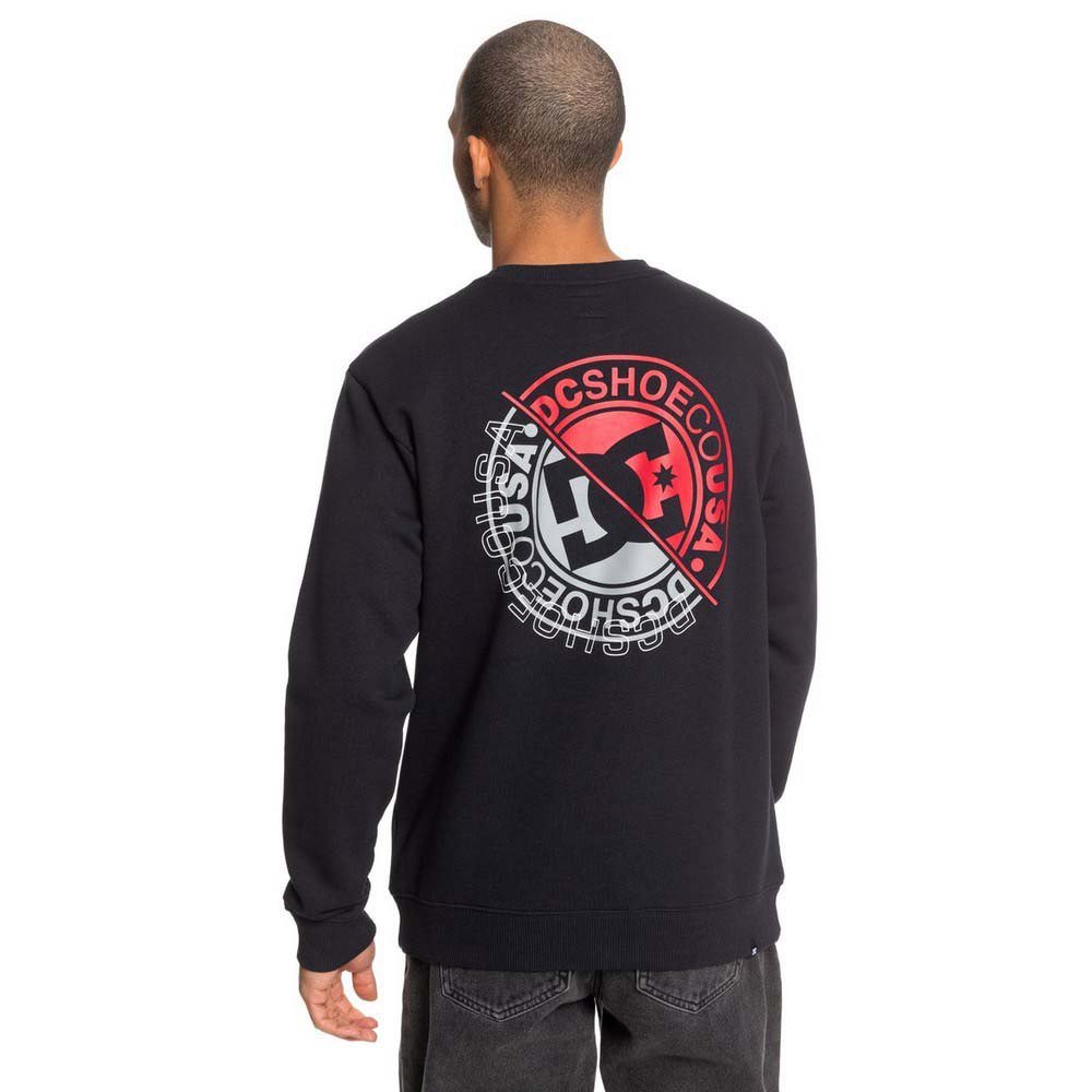 Dc-Shoes-Brightroller-Crew-Black-T80289-Sweatshirts-and-Hoodies-Male-Black thumbnail 10