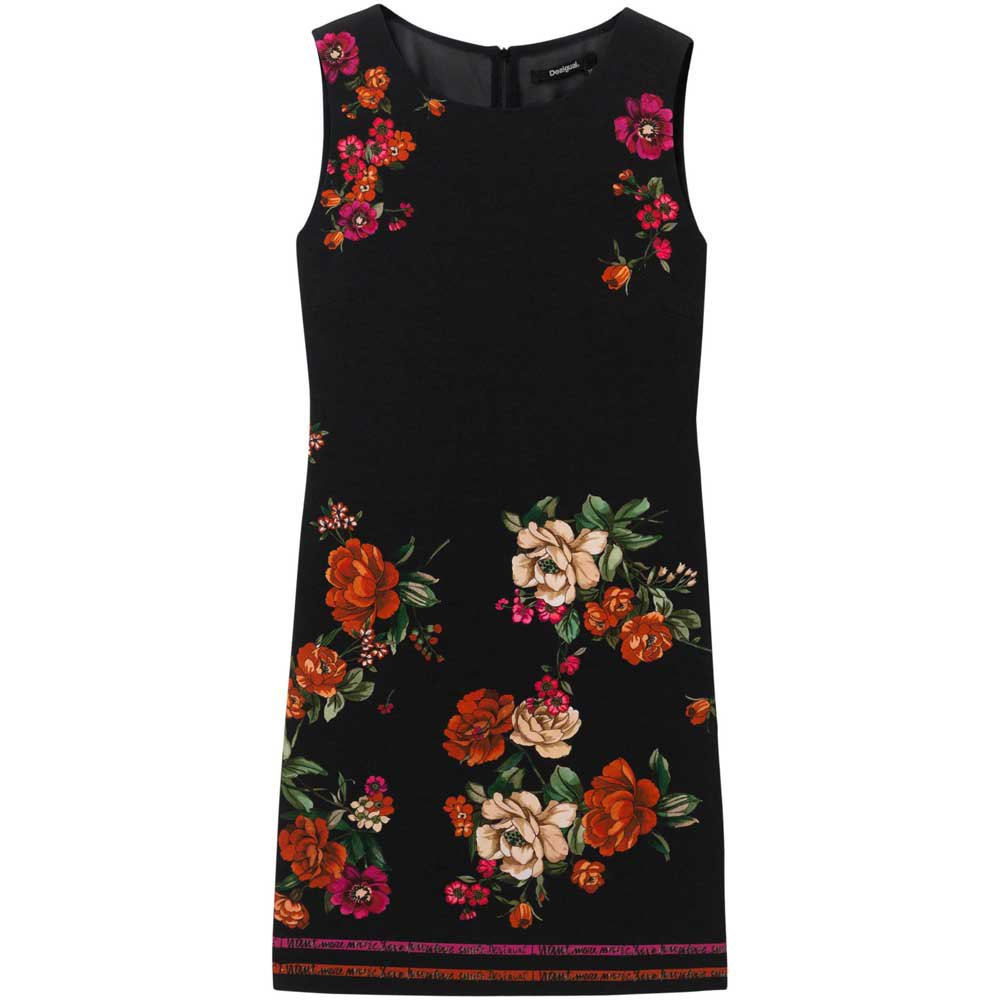 Desigual Dress Lency Vestido para Mujer