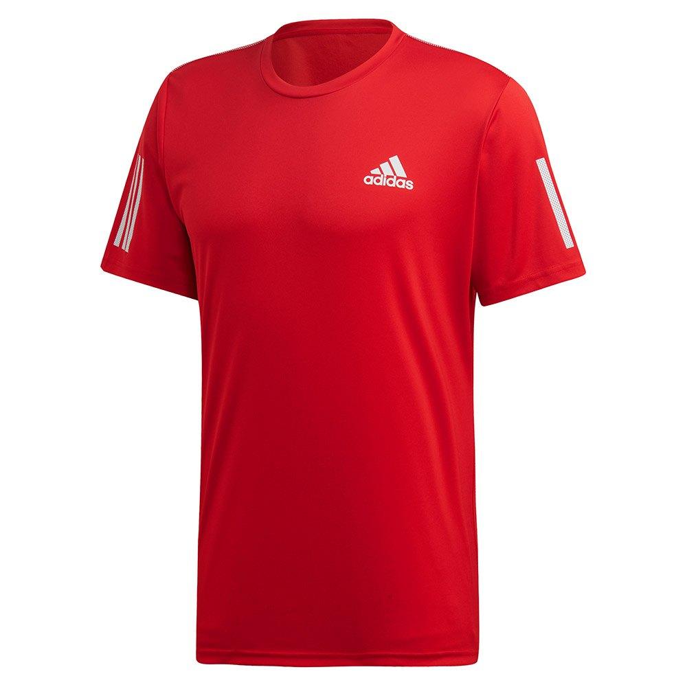 Adidas Club 3 Stripes XL Scarlet