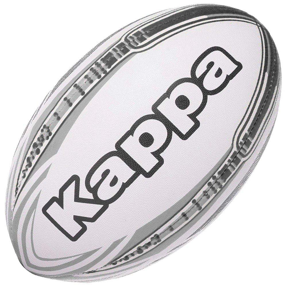 Kappa Rugby Marco 3 White / Black / Grey