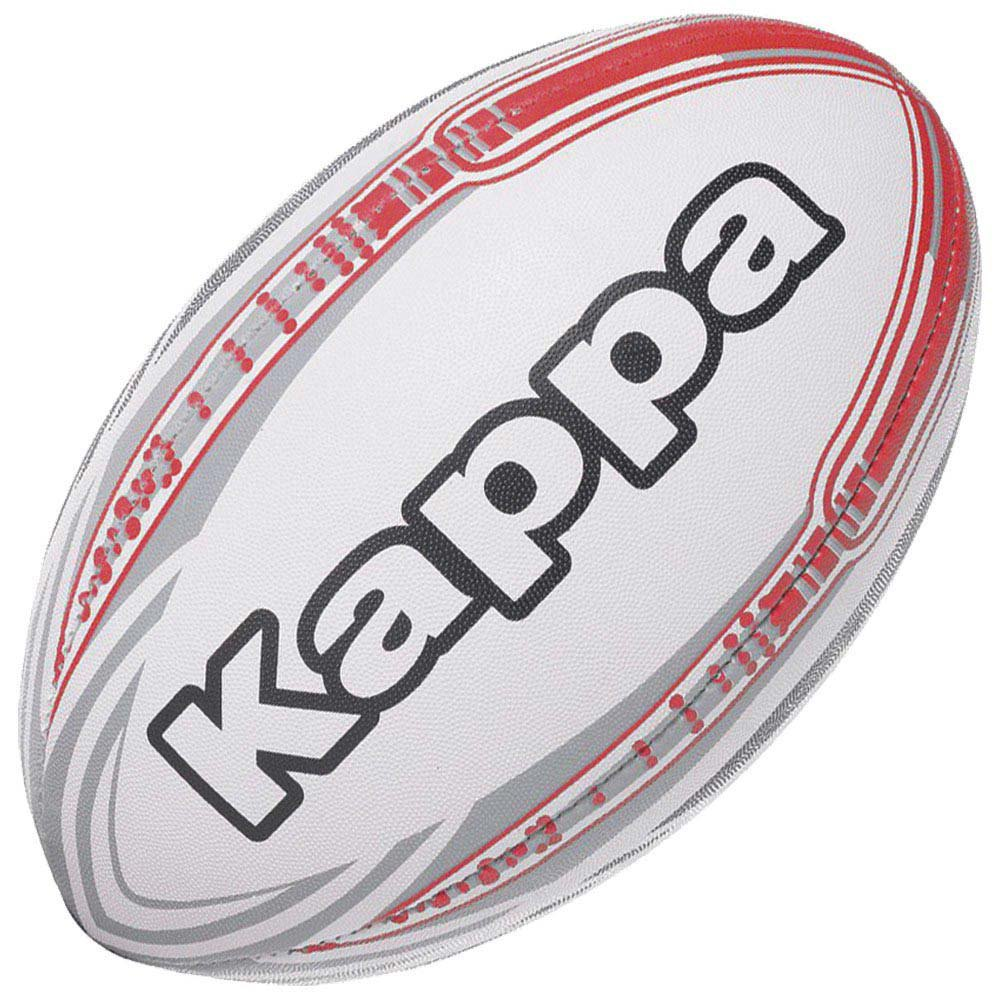 Kappa Rugby Marco 5 White / Red / Grey
