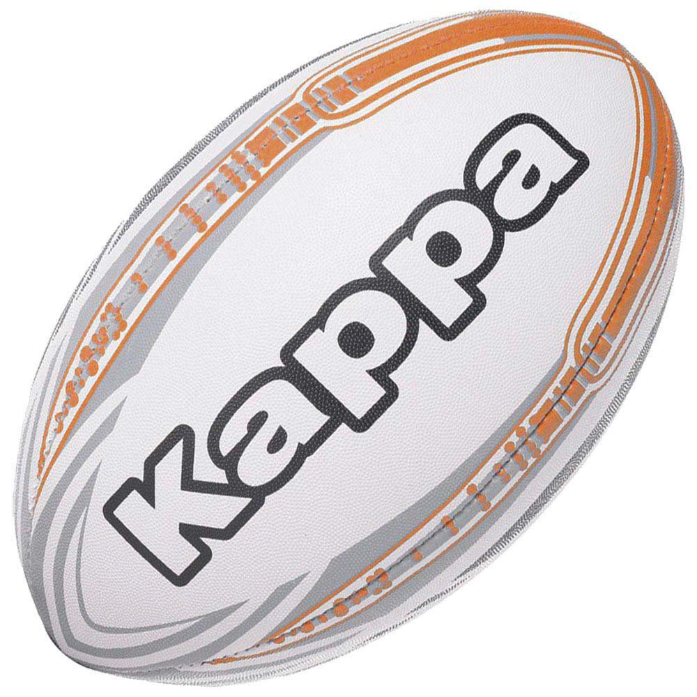 Kappa Rugby Marco 3 White / Orange / Grey