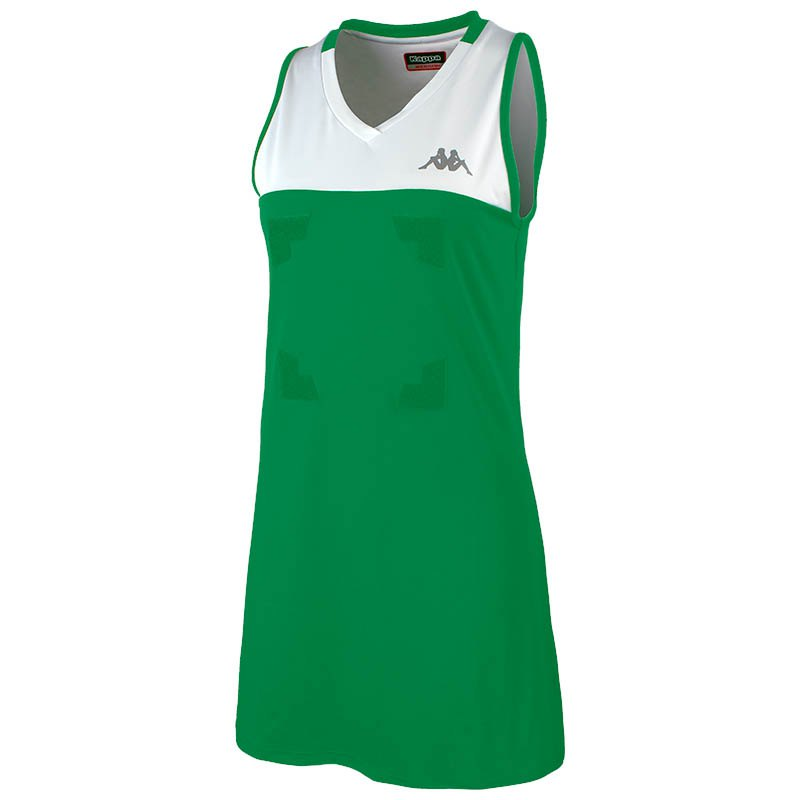 Kappa Heleni Front Velcro XXL Green / White