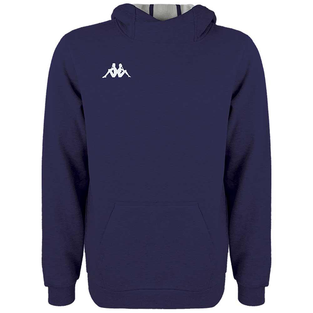 Kappa Sweat À Capuche Basilo XXXXL Blue Marine